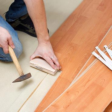 Laminate Flooring in Houston, TX
